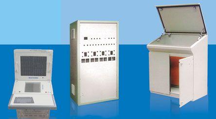 各种机械电控柜、控制台