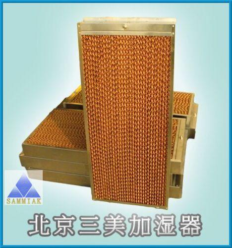 直排水湿膜加湿器研发生产
