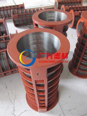 螺旋挤压式牛粪固液分离机用筛网