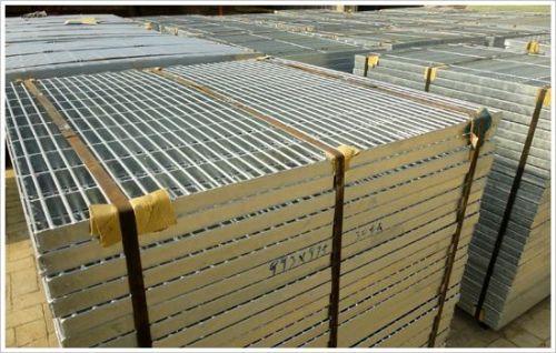 热镀锌/炼油厂专用热镀锌钢格板/热浸锌钢格栅板厂家【星贝】