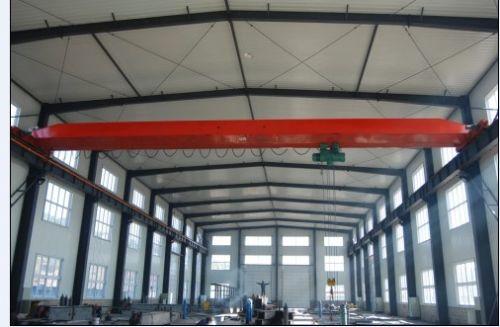 供应滁州起重机1-20吨单梁桥式起重机