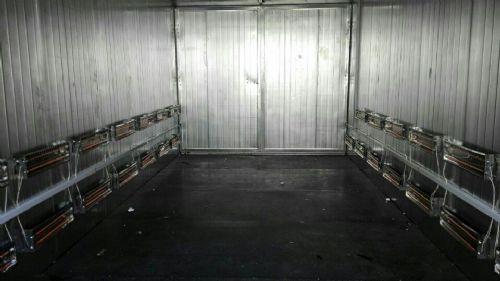 供应jd红外线烤漆房/家具烤漆房/汽车烤漆房