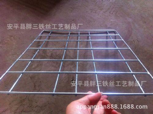 专业生产镀锌网片 外卖送餐箱必备品 氩弧焊工艺 平稳牢固