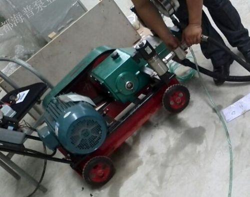 高压管道试压电动打压泵、工程液压软管电动试验机