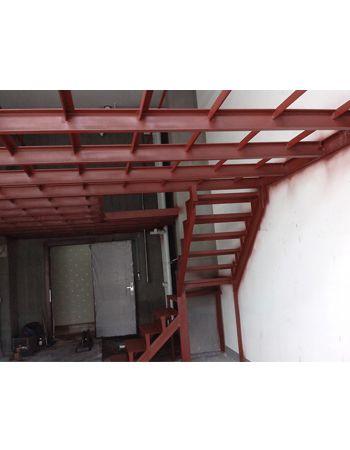 有限公司是集设计,制作,安装于一体,专业生产制作钢结构楼梯,旋转楼梯