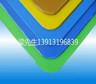 常熟绿色中空板箱 常熟白色钙塑箱