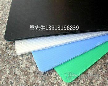 常熟蓝色周转箱 常熟防静电中空板箱