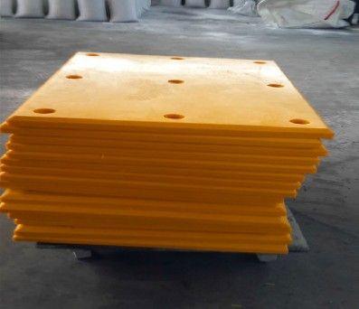 超高分子量聚乙烯板UHMW-PE板材护舷贴面板山东华宏厂价出售