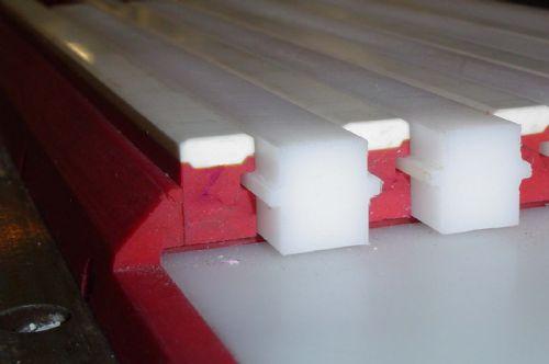 高密度聚乙烯板HDPE板抗静电板导电板整板的价格