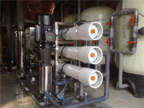 江苏桶装矿泉水处理设备