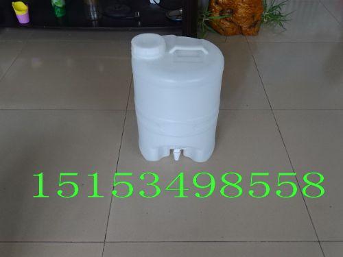 耐酸碱20公斤水龙头塑料桶