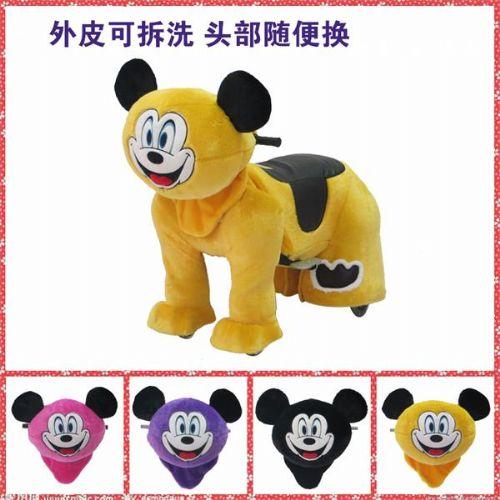 毛绒玩具车新款上市款式新颖,深受广大儿童和大人的喜爱