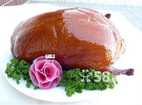 正宗北京烤鸭加盟v正宗的果木烤鸭做法