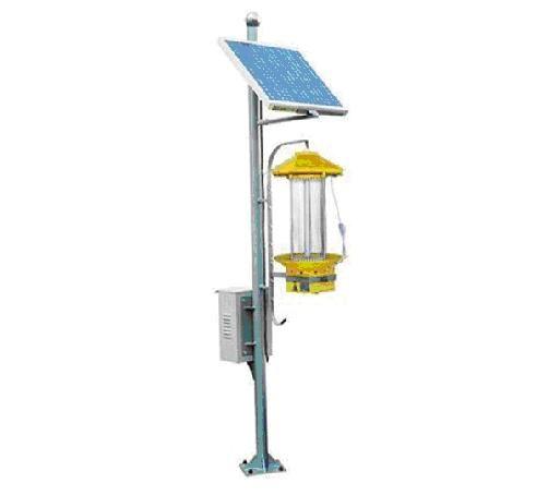 TY-TS1太阳能立杆式杀虫灯