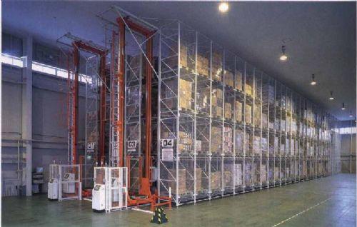 仓库企业组织结构
