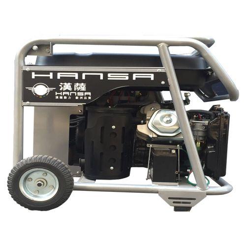 小型汽油氩弧发电电焊一体机