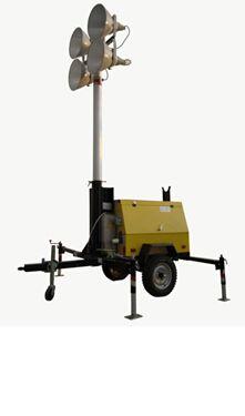 SFW6130A移动照明灯塔,移动照明车