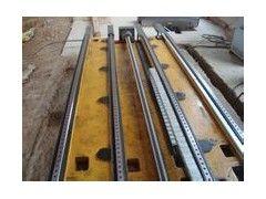平衡机铸件、平衡机底座铸件选用高强度铸铁