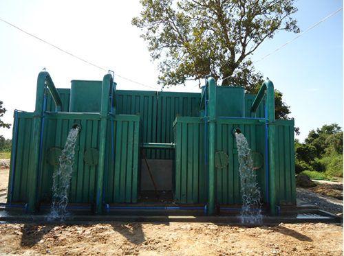 城镇自来水净化设备全自动重力式净水器