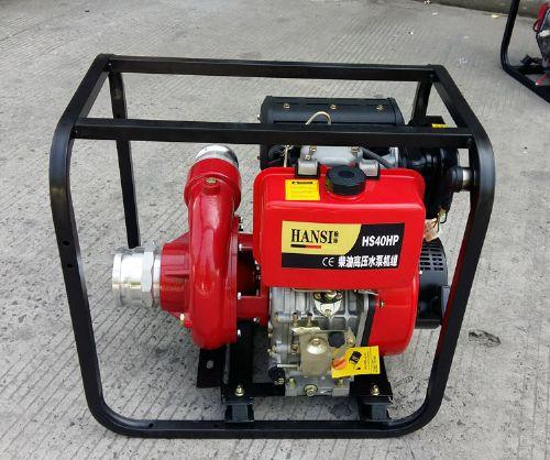 柴油高压水泵