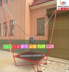 天津儿童钢架蹦极,专业儿童蹦极生产