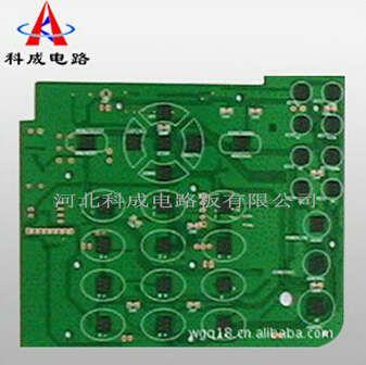 pcb按键电路板
