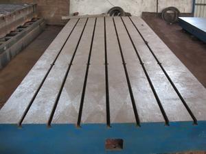 宁波T型槽划线平台规格齐全