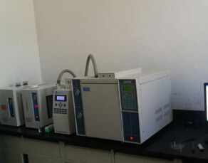 室内空气检测(五项)成套设备