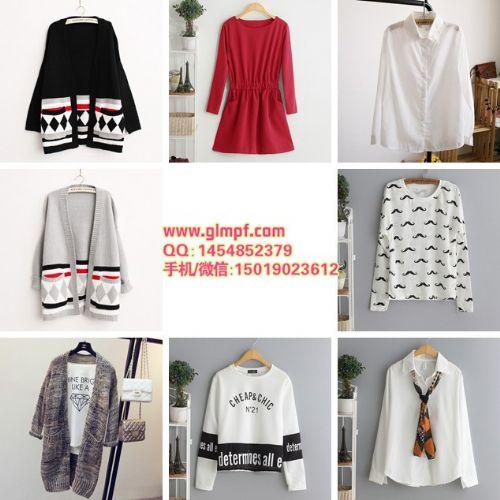 秋季流行女装批发市场厂家一手秋季服装批发时尚女装批发市场