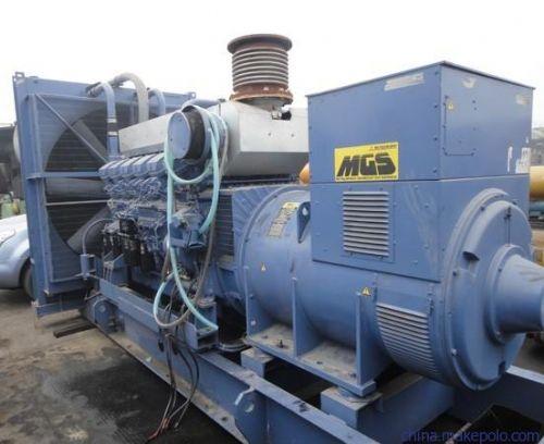保定维修保养大型发电机 租赁17744467496