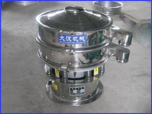专业的316L不锈钢振动筛来自新乡大汉振动筛生产商