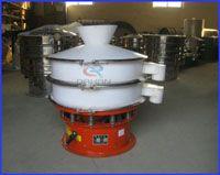 塑料防腐蚀筛粉机