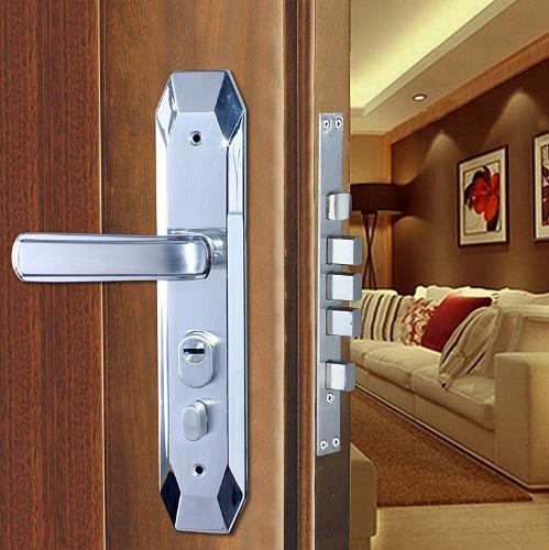 欧式卧室执手锁