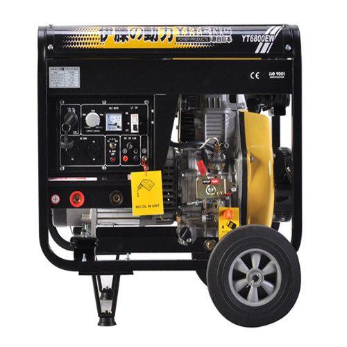 190a柴油发电电焊机组
