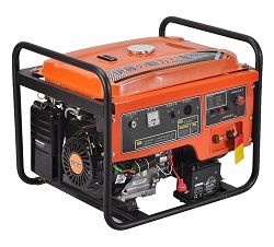 伊藤汽油氩弧焊机