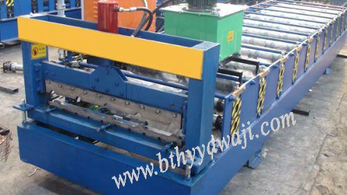 华阳840彩钢板压型机械