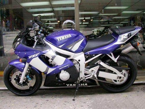 供应跑车雅马哈YZF-R6 雅马哈摩托车市场价格 雅马哈摩托车