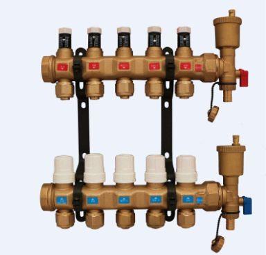 比例流量调节阀,直观方便,精确调节水路平衡; 6.图片