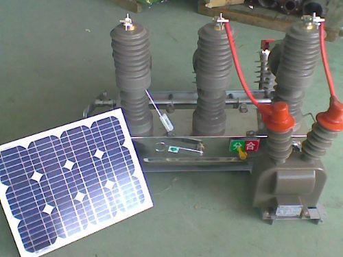 西安zw32-12c智能真空断路器带pt