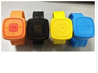 厂家批发手腕带创意礼品手表腕带MP3无屏插卡MP3记忆播放MP3