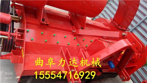 黑龙江玉米秸秆切碎回收机行情