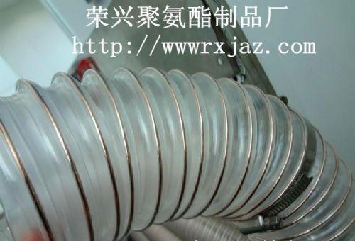 包装机械配套PU管,镀铜钢丝吸棉机专用