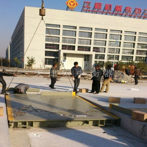 磐石市100吨电子汽车衡拉煤沙石使用