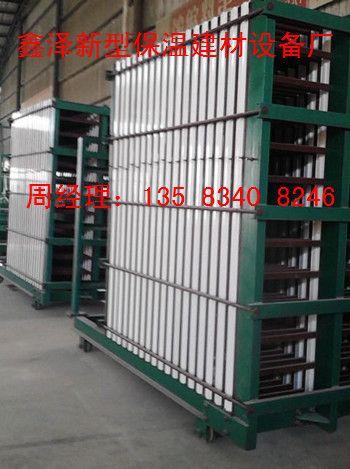 硅酸钙板复合隔墙板生产设备