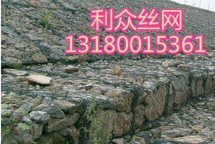 青海河道整治格宾网 填海抛石格宾网箱