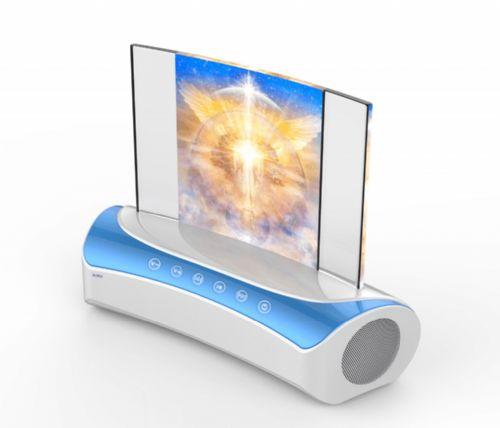 基督 相框创意 电子声光礼品 冷光 图像 厂家直销/定制/经销代