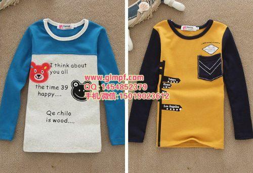 杭州童装一手货源批发市场时尚童装批发市场秋季童装批发
