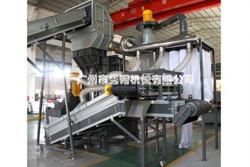 打印机及硒鼓粉碎回收生产线