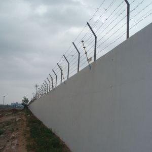 高校围墙电子围栏防盗报警系统设计和实施