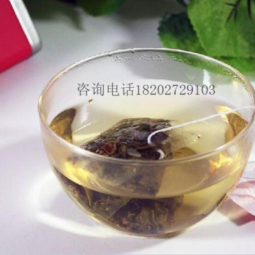发酵茶OEM代加工 清宿便袋泡茶大包贴牌 高端发酵湖北实力生产厂